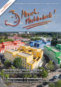 Mensch Mecklenbeck - Ausgabe April 2016