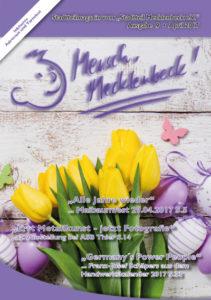 Mensch Mecklenbeck - Ausgabe April 2017