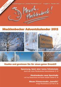 Mensch Mecklenbeck - Ausgabe Oktober 2015