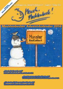 Mensch Mecklenbeck - Ausgabe Oktober 2016
