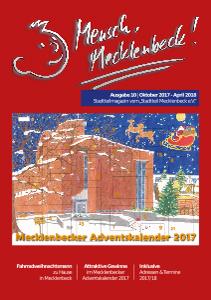 Mensch Mecklenbeck - Ausgabe Oktober 2017